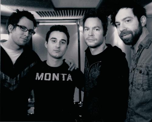 Chevelle at Nova Studios