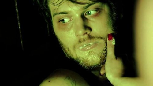 Danny Worsnop in To The Stage