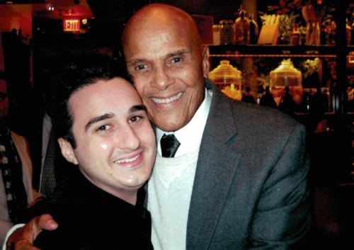 Harry Belafonte at Tribeca Film Fest Premiere of Sing Your Song