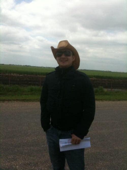 Filming Hellyeah in Dallas, TX