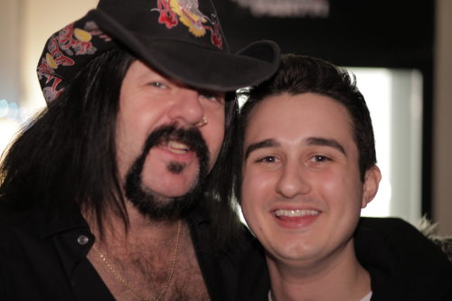 Vinnie Paul of Pantera/Hellyeah